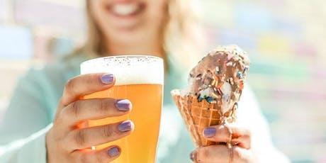 Beer & Ice Cream Pairing tickets