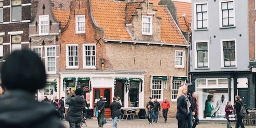 荷兰宝藏小城—代尔夫特1日游