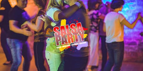 Salsa Party Tickets