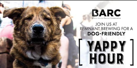 BARC Yappy Hour tickets