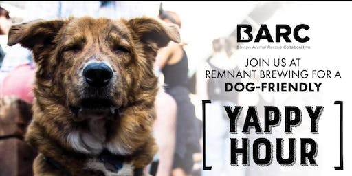 BARC Yappy Hour