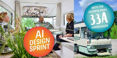 AI Konzepte mit Design Sprint entwickeln Tickets
