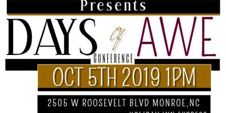 Days of Awe Conference tickets