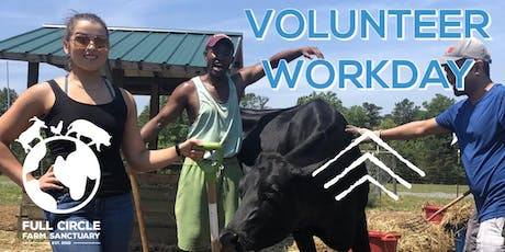 Sanctuary Volunteer Workdays tickets
