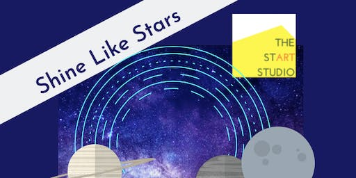 'Shine Like Stars' Art Camp (Morning ONLY)