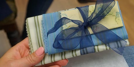 MYO Beeswax Wraps Class - Join the Zero Waste Revolution tickets