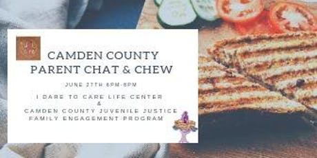 Camden County Parent Chat & Chew!  tickets