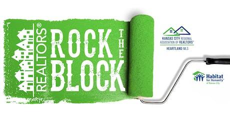 KCRAR: Rock the Block 2019 Broker Sign-Up tickets