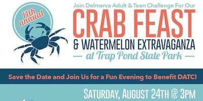 11th Annual Crab Feast & Watermelon Extravanganza