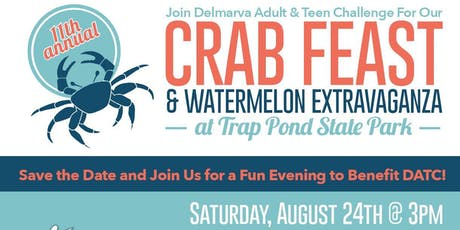 11th Annual Crab Feast & Watermelon Extravanganza tickets