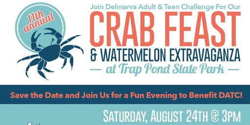 11th Annual Crab Feast & Watermelon Extravanganza
