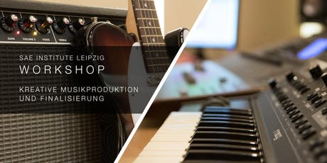 Hands-on: Kreative Musikproduktion und Finalisierung – Praxis-Workshop Tickets