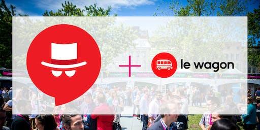 Le Wagon Montréal @HackerFest 2019