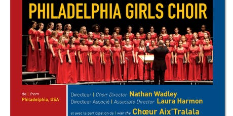 Philadelphia Girls Choir and Aixtralala live in Marseilles! FREE admission! billets