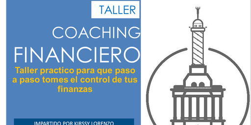 TALLER COACHING FINANCIERO SANTIAGO