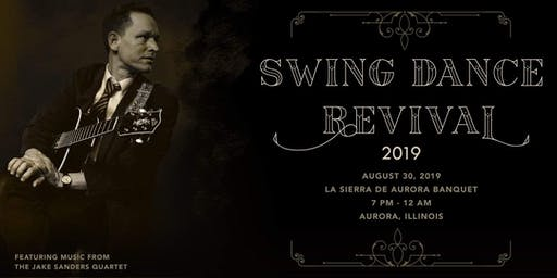 Swing Dance Revival 2019