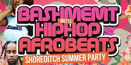 Bashment Meets Hip-Hop & Afrobeats tickets