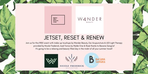 Wander Beauty x Babes Who Brunch Club