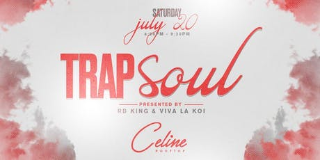 Trap Soul: Rooftop Summer Series tickets