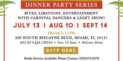 ZEST Brings Carnival Nights To Life With New Dinner Party Series!