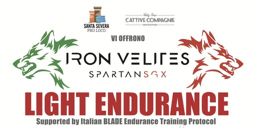 IRON VELITES LIGHT ENDURANCE supported by ETP