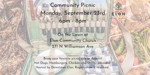Community Picnic