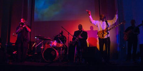 Willie Walker and Conversation Piece: Smooth Jazz and Soul - Fri. July 19th, 7:30 and 10p tickets