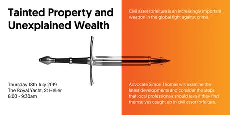 Tainted Property and Unexplained Wealth tickets