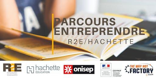 Lancement du  concours Parcours Entreprendre et de  l'Appel à projet