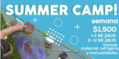 Summer Camp Somos MOVO 2019
