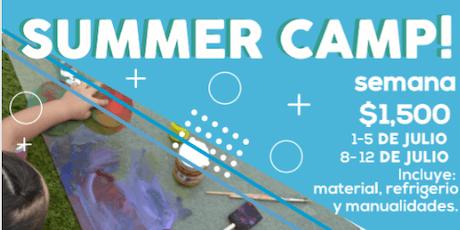 Summer Camp Somos MOVO 2019 entradas