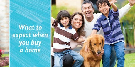 First Time Home Buyer Class - Free! tickets