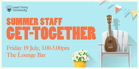 Summer Staff Get-Together tickets