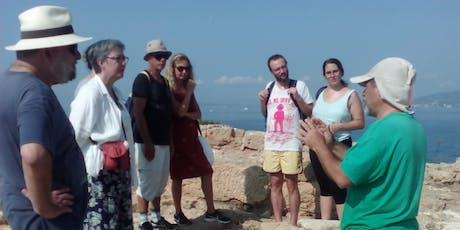 Visites d'estiu a Sa Galera (12 h) entradas
