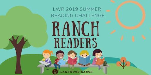 Ranch Readers Splash Bash!