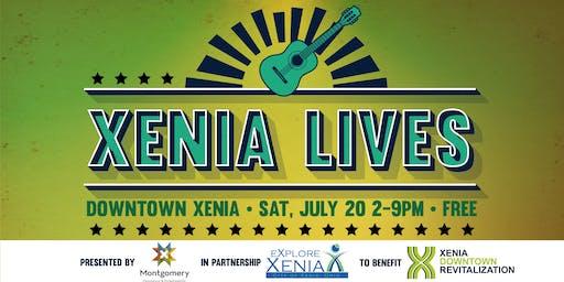 Xenia Lives V.I.P. Tickets