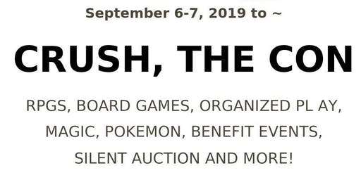 Crush, The Con