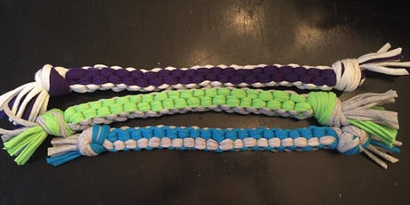 Make Your Own Dog Toy tickets