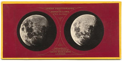 Historical View of the Moon