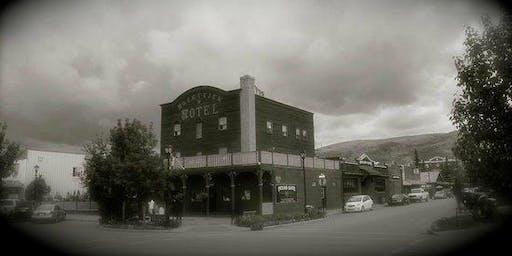 Paranormal Investigation, Rockyview Hotel