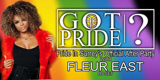 Got Pride? - Pride in Surrey's Official After Party