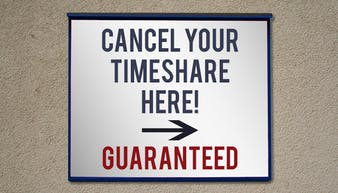 Get Out of Timeshare Contract Workshop - Lutz, Florida