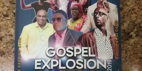 Gospel Explosion 2019 tickets