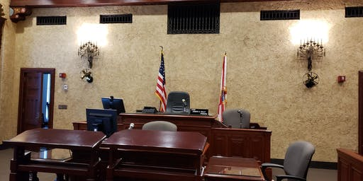 MDEAT 21st Anniversary Celebration TEEN COURT HEARING