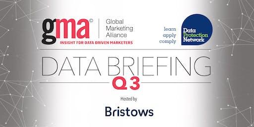 Q3 Data Briefing