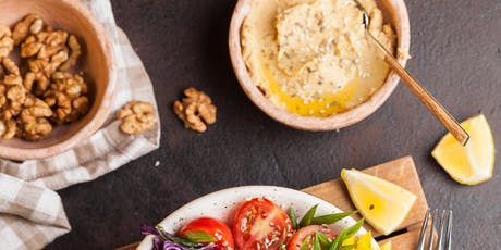 Palestinian Feast – A Masterclass with Amal of FilFil - FUNDRAISER tickets