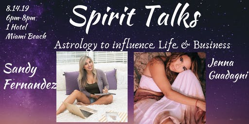 Spirit Talks Summer Series