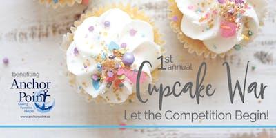 Cupcake War - Diaper Derby