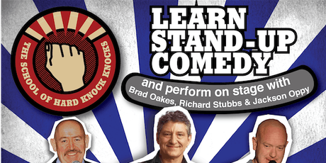 Melbourne: Learn Stand-up Comedy - Evenings: September 22 - 26, 2019 tickets