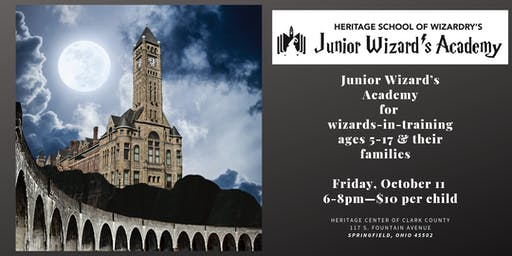 Heritage School of Wizardry's Junior Wizard Academy
